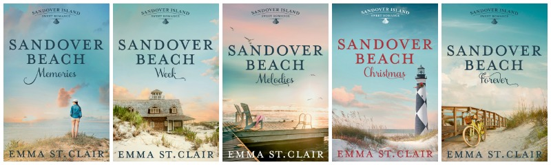 The Best Clean Beach Reads! Check out this roundup of great clean beach reads.